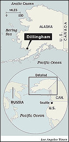 Dillingham's right there