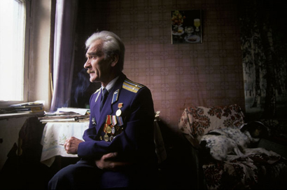 Stanislav Yevgrafovich Petrov, the man who prevented World War 3