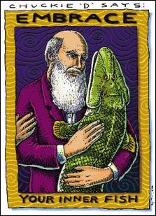 Darwin & Tiktaalik