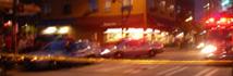 Police cordon, University Ave., Seattle, May 16, 2006
