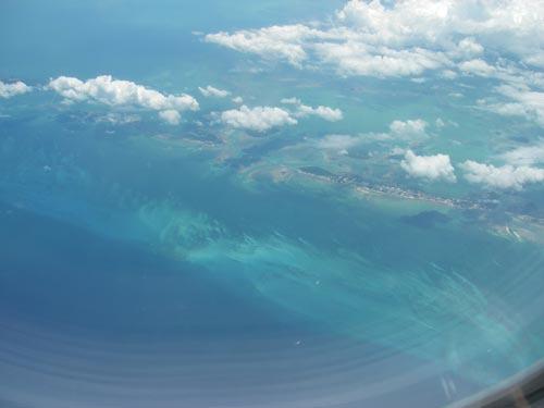 Off the Florida coast, 6-23-06. � natasha