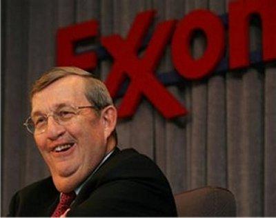Lee Raymond, former chairman of Exxon